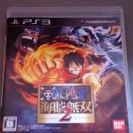 One Piece Kaizoku Musou game