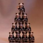 Kuma Mania pyramid