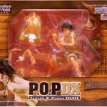 P.O.P DX-Luffy box