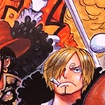 One Piece Manga vol 1000 front