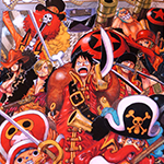 One Piece Manga vol 1000