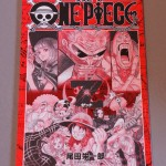 One Piece Manga vol 1000 inner cover front