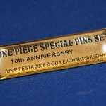Pin Badge Set anniversary badge