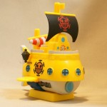 Chara Bank Trafalgar Law submarine right front