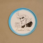 One Piece tin coasters Franky