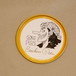One Piece tin coasters Usopp