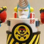 Chara Bank Franky Shogun front close up