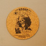 One Piece cork coasters Brook