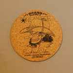 One Piece cork coasters Usopp