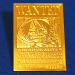 Pin Badge Set Luffy