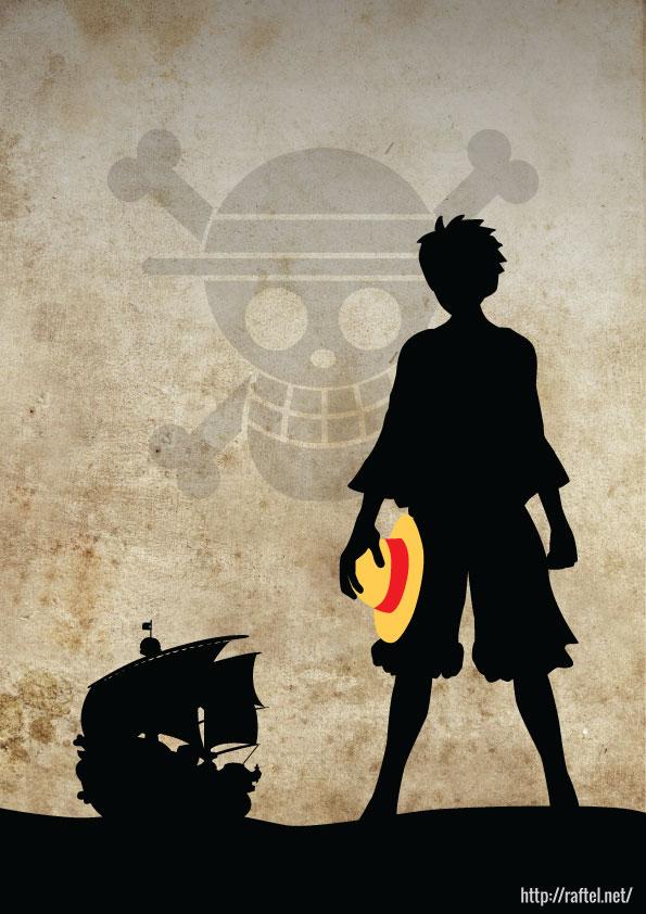 Luffy poster