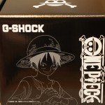 G-Shock outer box