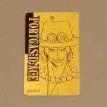 One Piece Metal Portrait Ace