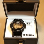 G-Shock inner box open