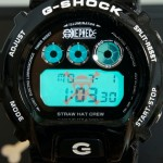 G-Shock watch backlight