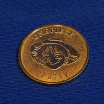 Nagasaki Holland Village Coin Luffy