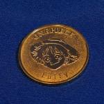 Nagasaki Holland Village Coin Luffy