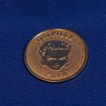 Nagasaki Holland Village Coins Zoro