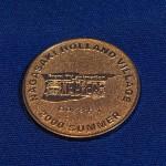 Nagasaki Holland Village Coins Back