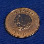 Nagasaki Holland Village Coins Sanji