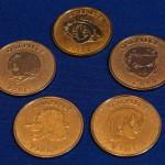 Nagasaki Holland Village Coins