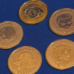 Nagasaki Holland Village Coins