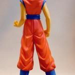 Gokou Style Monkey.D.Luffy back