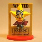 Wanted 3D poster Sogeking