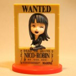 Wanted 3D poster Robin