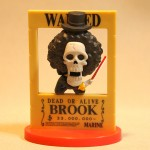 Wanted 3D poster Brook