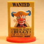 Wanted 3D poster Buggy
