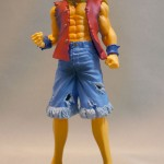 Luffy Style Son Gokou Front