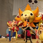 Thousand Sunny and Straw Hat pirates