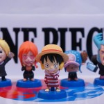 One Piece Mini Big Head Figure Vol. 14 - Punk Hazard