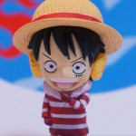 One Piece Mini Big Head Luffy