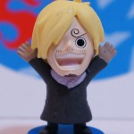 One Piece Mini Big Head Chopper in Sanji
