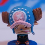 One Piece Mini Big Head Franky in Chopper