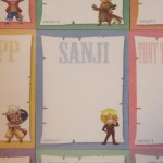 One Piece Post-it Book Usopp Sanji Chopper