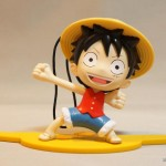 One Piece Happy Meal Toy Luffy - マクドナルド ハッピーセット ルフィ