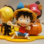 One Piece Happy Meal Toy Straw Hat Pirates - マクドナルド ハッピーセット 麦わらの一味