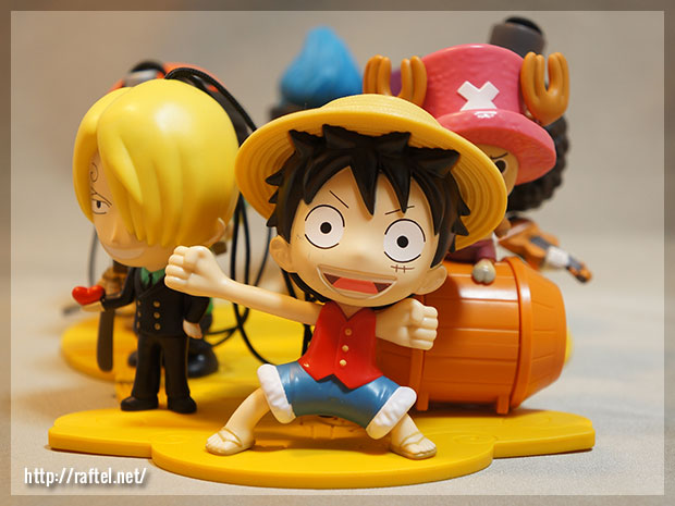 One Piece McDonald's Happy Meal Toy マクドナルド ハッピーセット