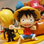 One Piece McDonald's Happy Meal Toys