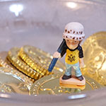 Trafalgar Law Glass Bowl Thumbnail