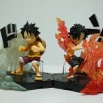 Ichiban kuji History of Luffy ルフィとエースの絆