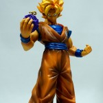 Luffy and Goku DX figures - Goku 孫悟空
