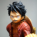 King of Artist The Monkey.D.Luffy Thumbnail