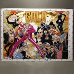 One Piece Film Gold - Movie booklet front